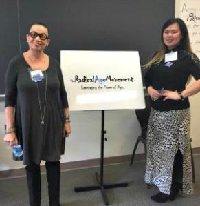 Alice Fisher & Angela Hu