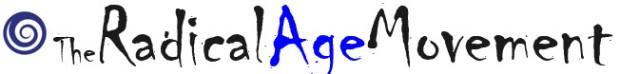 Radical Age Movement header